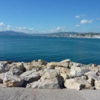 Une journée de vacances ensoleillée à Cannes...