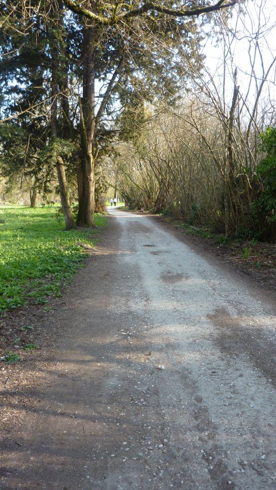 Les Rives du Loup du côté de Villeneuve-Loubet village... (3/6)