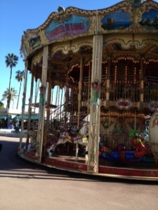 Manège le Carrousel de Cannes.