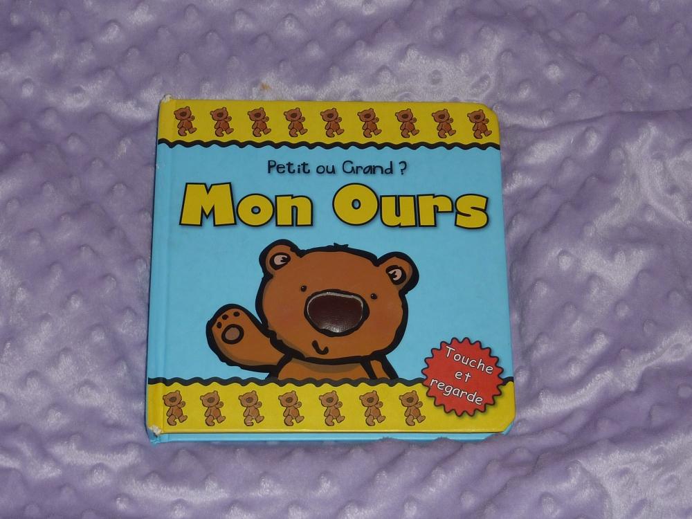 Chut, les enfants lisent #3 - Les livres où l'ours est le héros. (1/6)