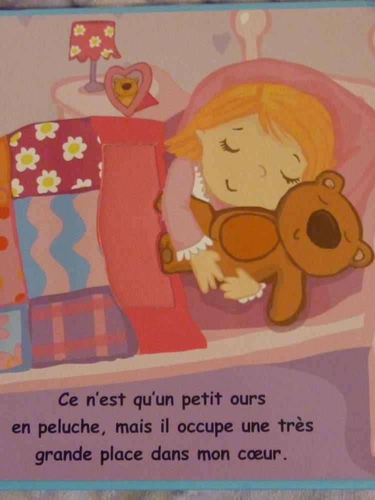 Chut, les enfants lisent #3 - Les livres où l'ours est le héros. (4/6)