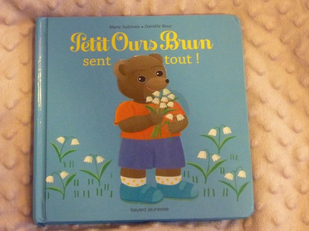 Chut, les enfants lisent #3 - Les livres où l'ours est le héros. (5/6)