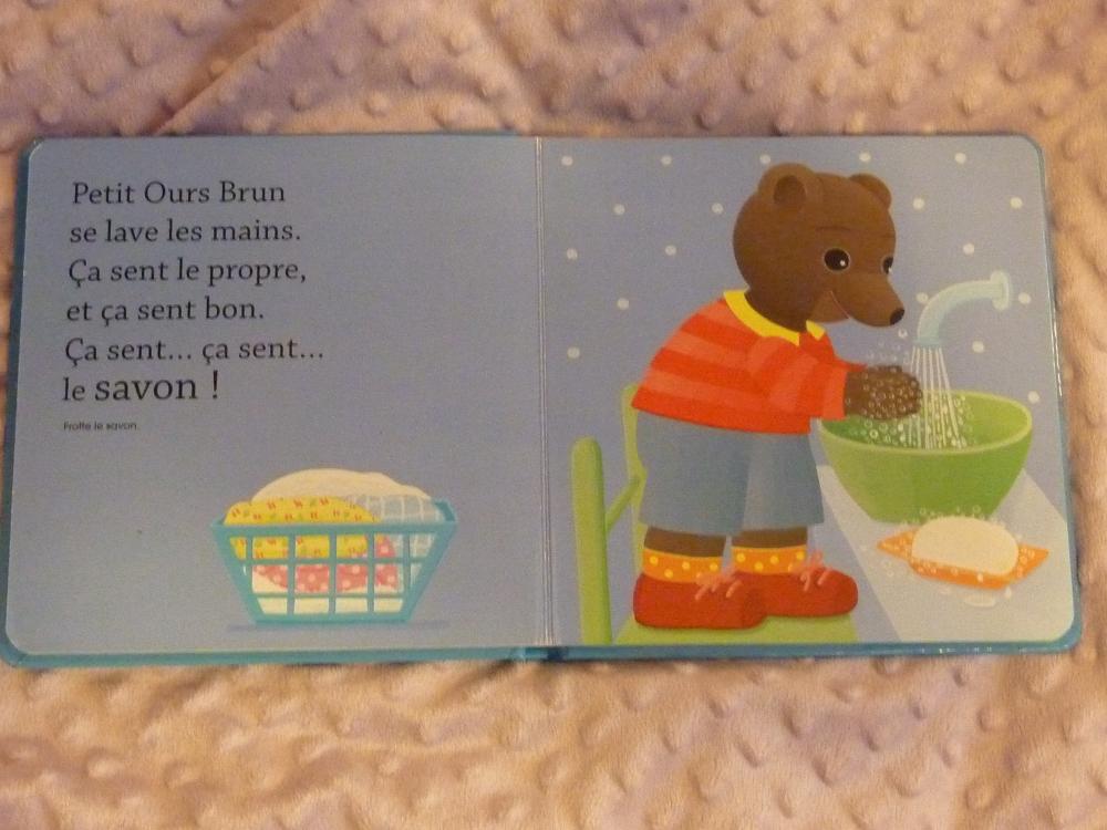 Chut, les enfants lisent #3 - Les livres où l'ours est le héros. (6/6)