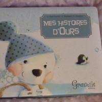Chut, les enfants lisent #4 : Mes Histoires d'ours.