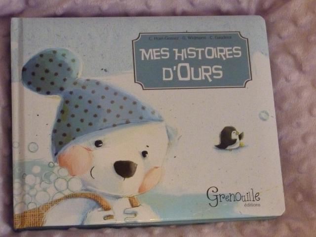 Mes Histoires d'ours.