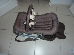 Transat Aubert concept, confortable et s'utilise longtemps.