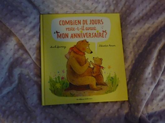 Chut, les enfants lisent #5 - Combien de jours reste-t-il avant mon anniversaire?