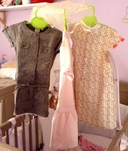Robes de Puce printemps/été: Cadet Rouselle et Jodhpur.