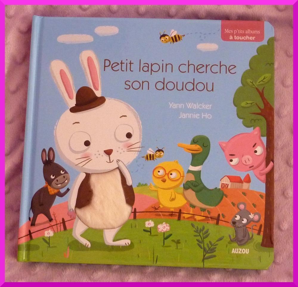 Chut les enfants lisent #7 - Des livres à toucher. (1/6)
