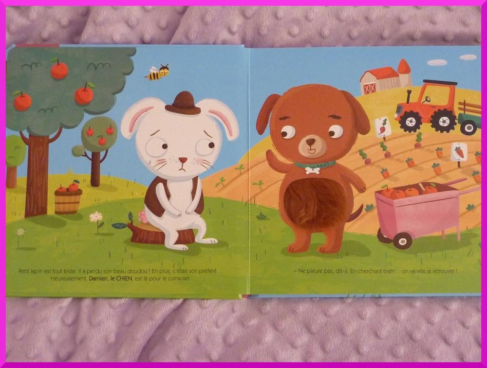 Chut les enfants lisent #7 - Des livres à toucher. (3/6)