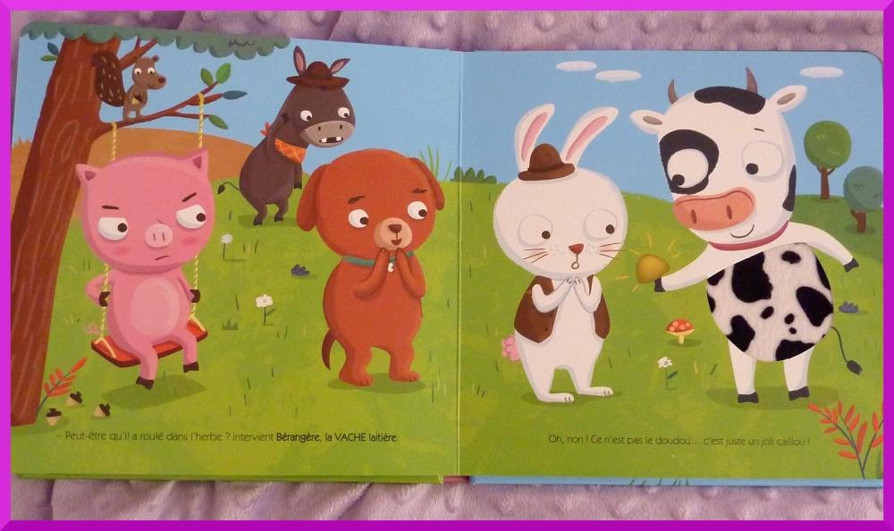 Chut les enfants lisent #7 - Des livres à toucher. (4/6)
