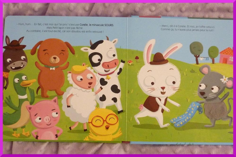 Chut les enfants lisent #7 - Des livres à toucher. (5/6)