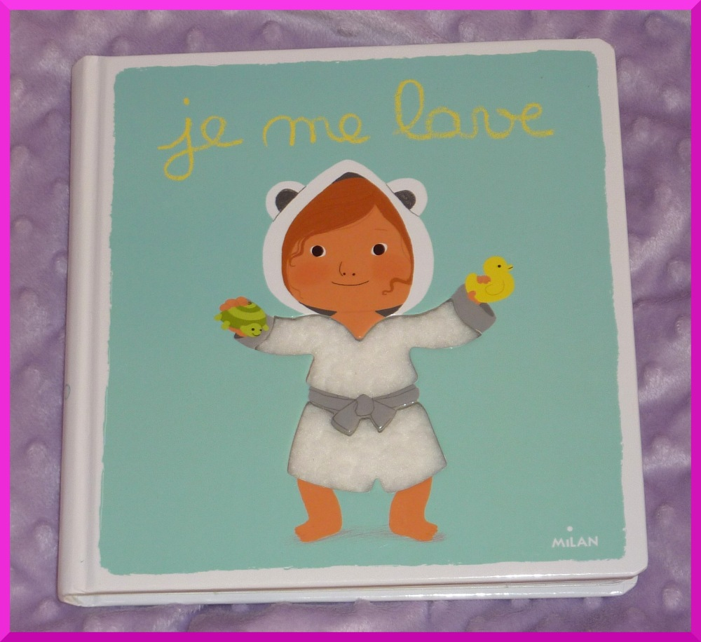 Chut les enfants lisent #7 - Des livres à toucher. (2/6)