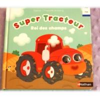 Chut, les enfants lisent #11 - Tracteur et escargot.