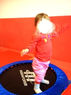 cécé trampoline
