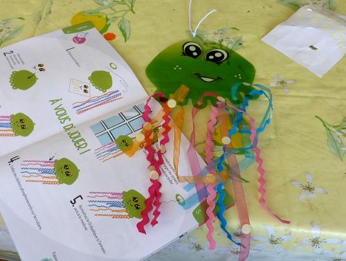 Les Kits créatifs à partir de 3 ans : essai Pandacraft. (2/2)