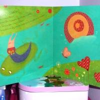 Chut, les enfants lisent #16 - On a volé la coquille de Piti l'escargot!