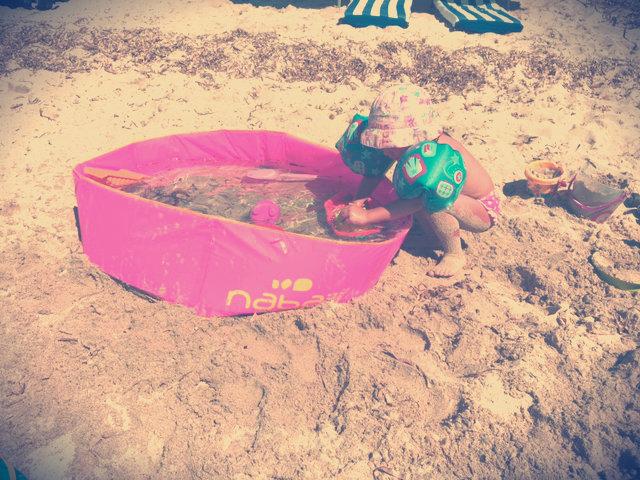 piscine vacances
